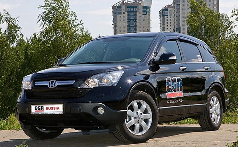 запчасти и аксессуары Honda CRV 2007->