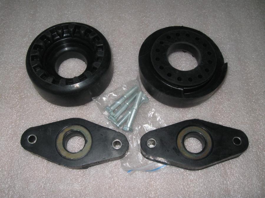 Проставки задние комплект Ford Focus II, III, Ford C-Max, Grand C-Max, Ford Kuga, Mazda 3, 5; Volvo S-40 (выпуск с 2004 года), C-30, V-50